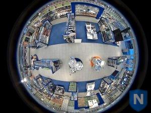 360 spherical video