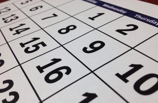 date time calendar